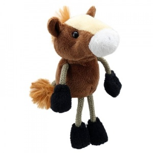 horse_finger_puppet, exmoor_pony, charity